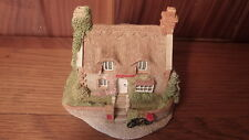 Vint 1989 Handmade English Porcelain Lilliput Lane - Mrs Pinkerton'S Post Office