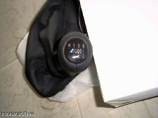 BMW Brand Genuine E39 M5 1999-2003 Illuminated M Emblem Shift Knob NEW