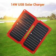 14W 5V USB Solar Panel Charger Board Laminated for Phone Tablet Cameras Outdoor
