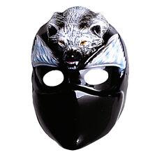 KINDER NINJA WOLF MASKE # Wolfsmaske Ninjamaske Kindermaske Kostüm Zubehör 5103