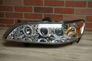 2000 HONDA ACCORD SEDAN FRONT LEFT DRIVER SIDE HEADLIGHT LIGHT LAMP AFTERMARKET*