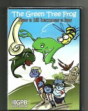 GREEN TREE FROG: How a Bill becomes a Law (2006, DVD) BRAND NEW: PBS GPB Educate