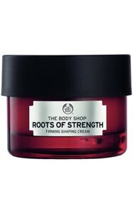The Body Shop, Roots of Strength Genuine Firming Shaping Day Cream 50ml