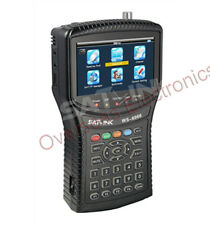 SATLINK WS-6966 DVB-S/S2 Satellite Meter HD Spectrum analyzer Satellite Finder