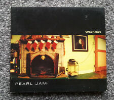 Pearl Jam - Wishlist - CD Single - Good Condition