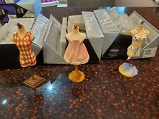 New listing The Latest Thing Figurine Collection Set Of 3 Mint with Box #2