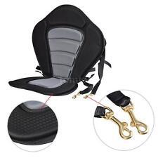 Adjustable Safe Padded Kayak Seat Back Pack SHIPFREE Deluxe TOP~