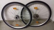 Laufräder Satz Laufrädersatz 28er Fahrrad Räder Vorderrad Hinterrad