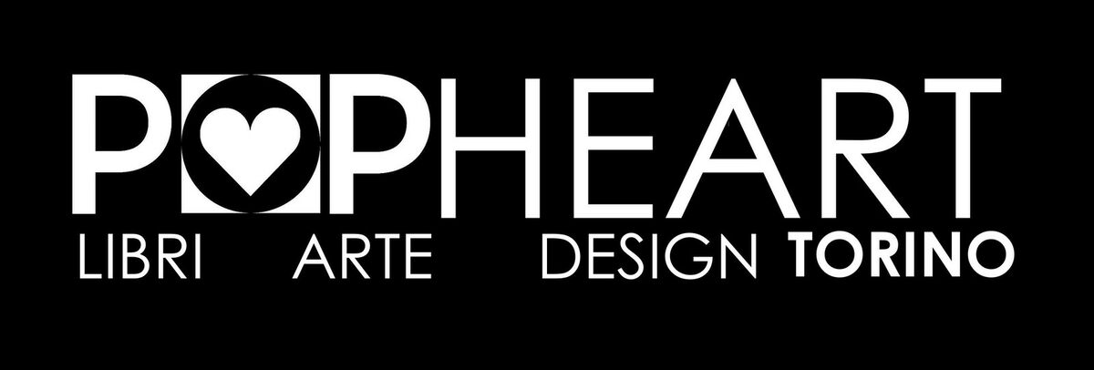 POP HEART Libri Arte Design TORINO