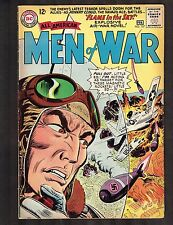All American Men of War #107 ~ (6.5) Flame in the Sky - WH