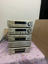 Denon DRA-F100 HiFi Component System CD Amp Tuner ( Fully Working Order