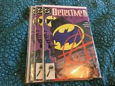 Detective Comics 608 KEY First Anarky Apperance!