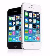Apple iPhone 4S Unlocked International GSM & CDMA Smartphone Black or White