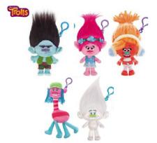 Trolls Mega Chain Keyring Plush Soft Toys Gift Party Bag Filler Gift