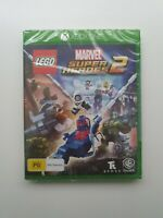 LEGO Marvel Super Heroes 2 Xbox One Brand New and Sealed
