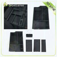 Center Console Armrest Storage Box Tray Insert Fits 08-18 Toyota Tundra Sequoia