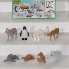Natoons - Polartiere, Ü-Ei  Komplettsatz, alle BPZ TR001- TR008, 2012