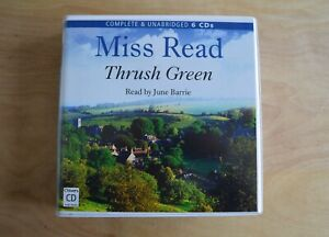 MISS READ: Thrush Green / read by June Barrie / 6 CDs / Audio Book