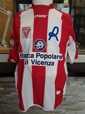 Maglia Shirt, Match Worn Vicenza Abbruscato N°10 [a38]