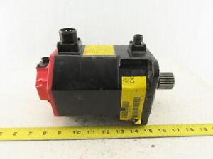 Fanuc A06B-0235-B605 2.5kW 4000RPM 184V AC 3Ph AC Servo Motor