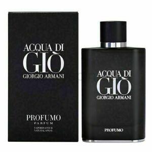 Acqua Di Gio Profumo by Giorgio Armani Eau De Parfum Spray Spray 3.4 oz 100 ml