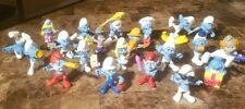 Lot of 21 Smurf's