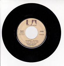 "Johnny RIVERS Vinyl 45T 7"" SEA CRUISE -OUR LADY OF THE WELL Juke-Box UR 50778"