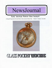 Early American Pattern Glass Society NewsJournal 15-3