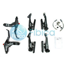 New Avid Single Digit SD-7 V Rim brake and Speed Dial 7 Levers whole bike set