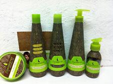 Macadamia Natural Oil 300m1 Shampoo & Conditioner, Oil, Leave in +Mask Treatment