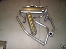 1964 CADILLAC SINGLE EXHAUST SYSTEM, 304 STAINLESS, WITH RESONATOR