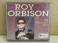 ROY ORBISON- His Greatest Hits 3-CD (Readers Digest Box set 1992) The Best of