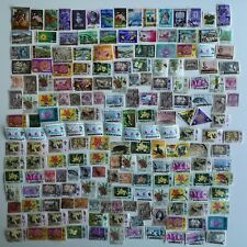 More details for 800 different malaysia/malaya stamps collection - includes states