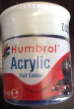 Humbrol Acrylic Rail Colour RC423 -  Carmine. 14ml.