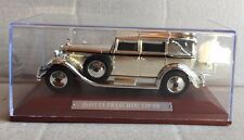 """DIE CAST """" ISOTTA FRASCHINI TIP 08 """" SILVER CARS COLLECTION ATLAS 1/43"""