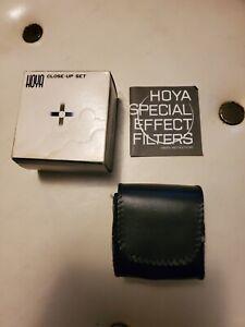 Hoya Close-up (B-52CUS-GB) 52 mm Filter Kit