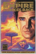 The Empire Strikes Back Comic Book Adaptation February 1997 First Edition Dark H