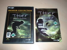 EIDOS THIEF DEADLY SHADOWS - PC GAME PC DVD-ROM 12+