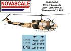 ADF UH-1H Huey Mini-Set Decals 1/48 Scale N48063d