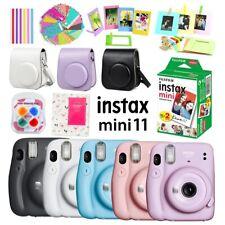 New ListingFujifilm Instax Mini11 Instant Camera + 20 White Film + Accessories Set