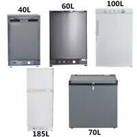 SMAD Propane Gas Refrigerator LP Gas Fridge Motorhome Campervan RV 3 Way Cooler