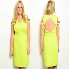 D90 Womens Size 16 Green Wedding Cocktail Spring Race Club Party Dress Plus