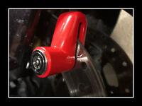 Antivol Bloc Disque de frein pour Vélo électrique VTT BMX Moto Quad Scooter NEUF