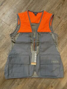 orvis womens upland hunting vest xs