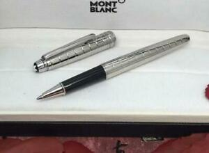 Luxury MB 14k gold plated silver Rollerball Pen classic design