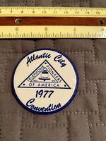 "Vintage 1977 Pin ""Telephone Pioneers of America"" ATLANTIC CITY Convention"