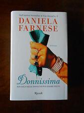 Donnissima (Daniela Farnese) Rizzoli  MN/10