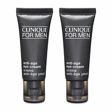 Pack of 2 Clinique Clinique for Men Anti-Age Eye Cream 15ml Hydro #16104_2
