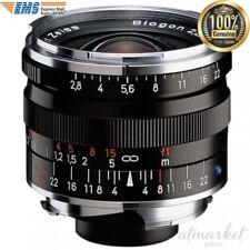 Carl Zeiss Biogon Single focus lens Wide angle T*2.8/28ZM BK Black Camera JAPAN
