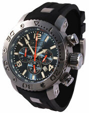"BARBOS ""Stingray"" Chronograph Taucheruhr Wasserdicht 1000 Meter Armbanduhr."